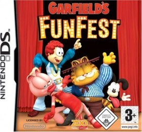Garfields Fun Fest (DS)