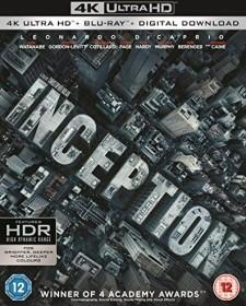 Inception (4K Ultra HD) (UK)