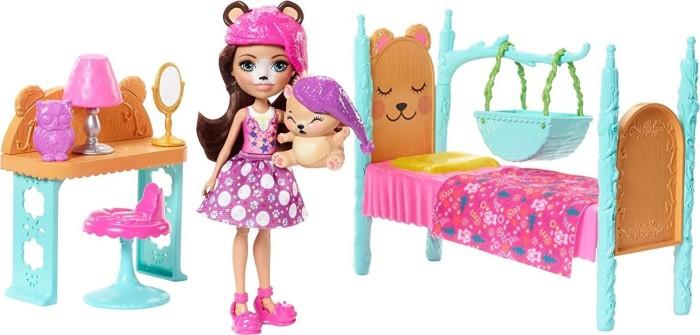 Mattel Enchantimals Dreamy Bedroom (FRH46)
