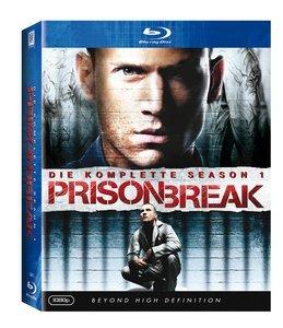 Prison Break Season 1 (Blu-ray)