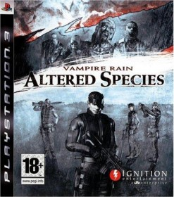 Vampire Rain - Altered Species (PS3)