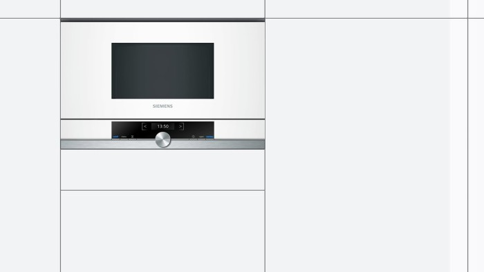Siemens iQ700 BF634LGW1 White | Günstig