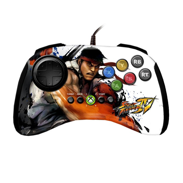 MadCatz Street Fighter IV Fightpad Ryu (Xbox 360) (SF34728)