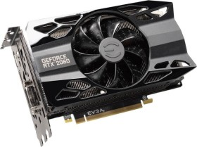 EVGA GeForce RTX 2060 SC Gaming, 6GB GDDR6, DVI, HDMI, DP (06G-P4-2062-KR)