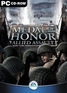 Medal of Honor: Allied Assault (German) (PC)