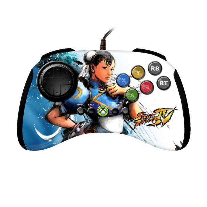 MadCatz Street Fighter IV Fightpad Chun-Li (Xbox 360) (SF24728)