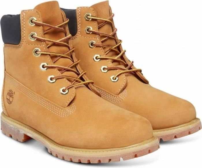 separation shoes 7cd5a 27854 Timberland 6-Inch Premium wheat nubuck (Damen) ab € 105,73