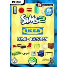 Die Sims 2 - IKEA Home-Accessoires (Add-on) (PC)