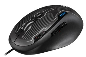 Logitech G500s Gaming Mouse, USB (910-003604/910-003605/910-003607)