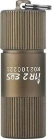 OLight I1R 2 EOS Taschenlampe desert tan