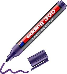 edding 300 Permanentmarker violett (4-300008)