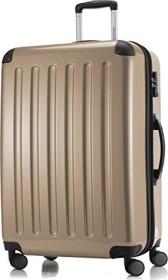 Hauptstadtkoffer Alex TSA Spinner erweiterbar 75cm champagner glänzend (82780027)