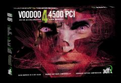 3dfx Voodoo4 4500 32MB PCI Retail