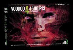3dfx Voodoo4 4500 32MB PCI retail