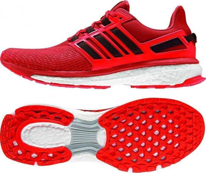 e3839438b5cc5 adidas Energy Boost ATR red white (men) (AQ5974) starting from £ 0.00  (2019)
