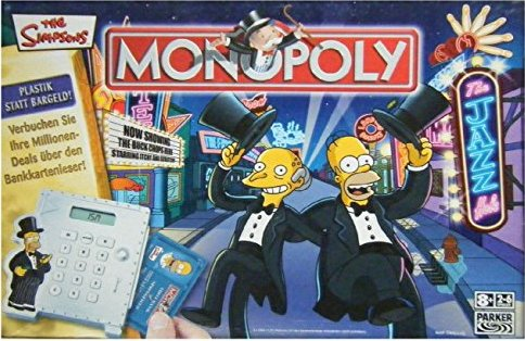 Monopoly Simpsons -- © bepixelung.org