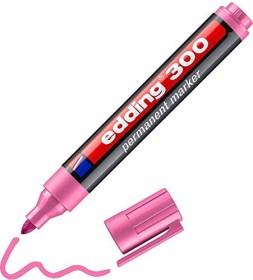 edding 300 Permanentmarker rosa (4-300009)