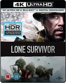 Lone Survivor (4K Ultra HD) (UK)