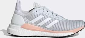 adidas Solar Glide 19 blue tint/cloud white/glow pink (Damen) (G28033)