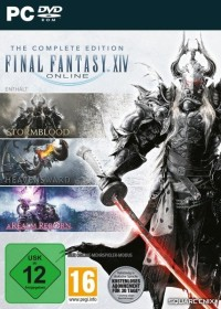 Final Fantasy XIV: The Complete Edition (MMOG) (PC)