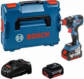 Bosch Professional GDX 18V-200 C Akku-Schlagschrauber inkl. L-Boxx + 2 Akkus 5.0Ah (06019G4201)