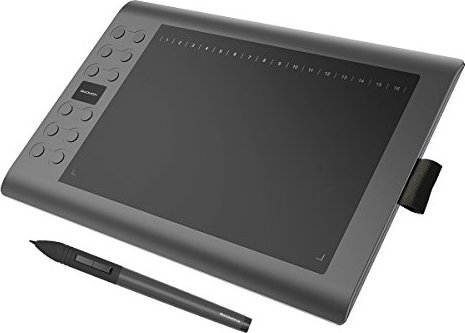 Keyboards, Mice & Pointers Computers/tablets & Networking Alert Gaomon M106k Professional Drawing Graphic Tablet