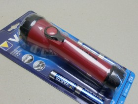 Varta Power Line Industrial Focus Control LED 4AA torch (17640101421)