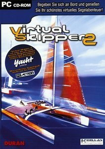 Virtual Skipper 2 (niemiecki) (PC)