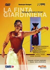 Wolfgang Amadeus Mozart - La Finta Giardiniera (DVD)