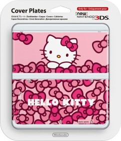Nintendo Zierblende für New 3DS - Hello Kitty (DS)