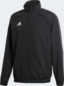 adidas Core 18 Jacke schwarz/weiß (Herren) (CE9042)