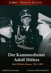 Der Kammerdiener Adolf Hitlers (DVD)