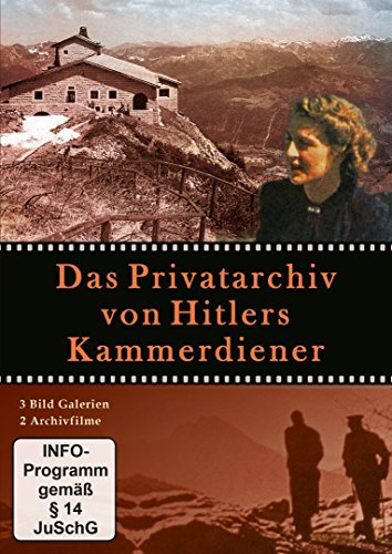 Der Kammerdiener Adolf Hitlers -- via Amazon Partnerprogramm