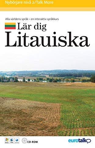 Eurotalk Talk More: Litauisch (deutsch) (PC/MAC) -- via Amazon Partnerprogramm