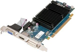 HIS Radeon HD 6450 Silence, 1GB DDR3, VGA, DVI, HDMI (H645H1G)