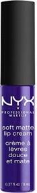 NYX Soft Matte Lip Cream Lipstick Havana, 8ml