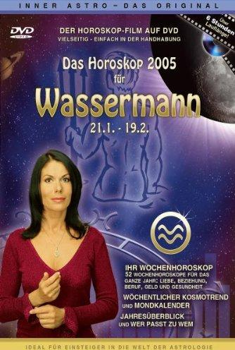 Das Horoskop 2005 für Wassermann -- via Amazon Partnerprogramm
