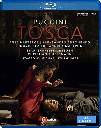 Giacomo Puccini - Tosca (Blu-ray) -- via Amazon Partnerprogramm