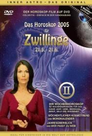 Das Horoskop 2005 für Zwillinge (DVD)