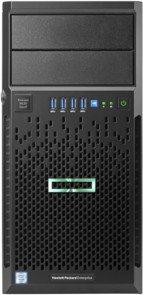 HPE ProLiant ML30 Gen9, 1x Xeon E3-1220 v5, 8GB RAM, 4x LFF (P9H90A)