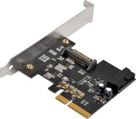 SilverStone ECU04-E ReDriver ASIC, 2x USB 3.1, PCIe x2 (SST-ECU04-E/71115)