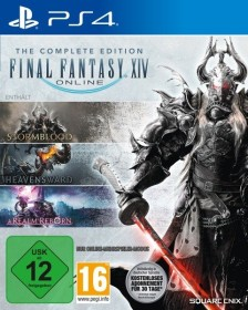 Final Fantasy XIV: The Complete Edition (MMOG) (PS4)
