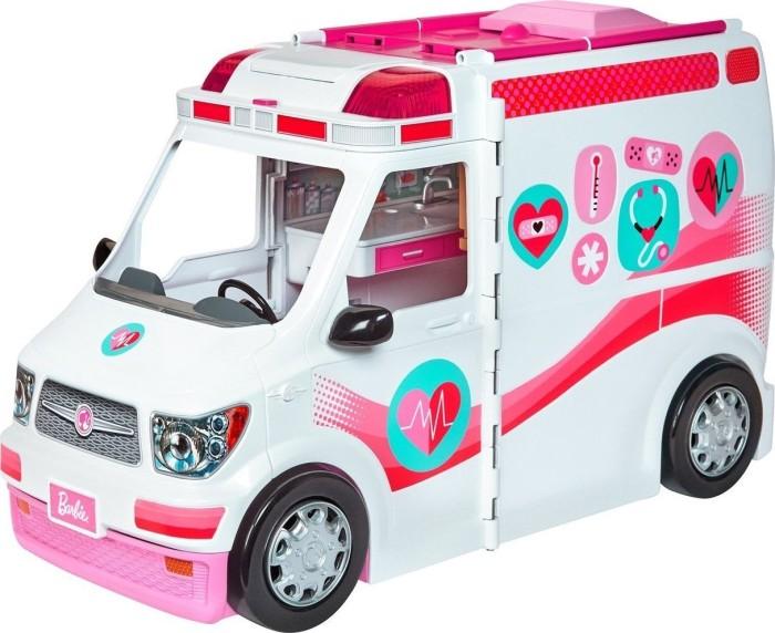 Mattel Barbie Krankenwagen Spielset (FRM19)