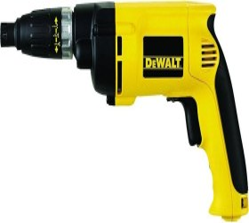 DeWalt DW263K electronic drywall screwdriver incl. case