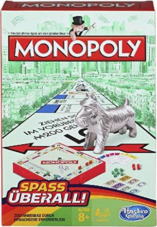 Monopoly compact -- via Amazon Partnerprogramm