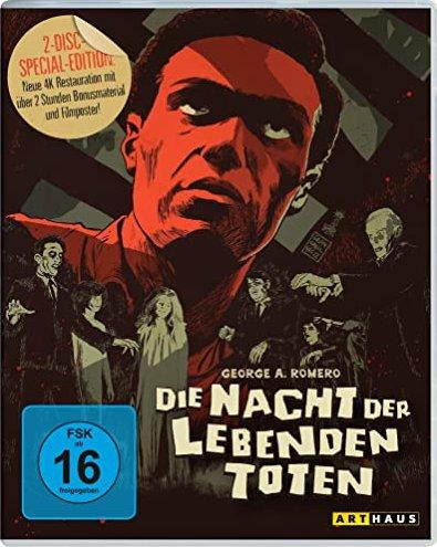 Die Nacht der lebenden Toten (Blu-ray) -- via Amazon Partnerprogramm