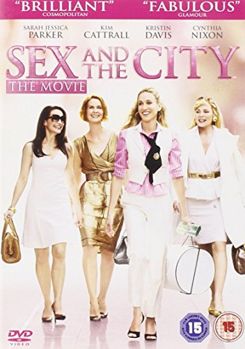 Sex and the city movie england