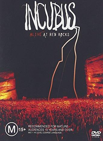 Incubus - Alive At The Red Rocks -- via Amazon Partnerprogramm