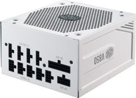 Cooler Master V-Series V850 Gold V2 White Edition 850W ATX 2.52 (MPY-850V-AGBAG)