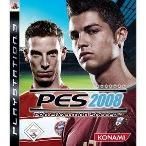 Pro Evolution Soccer 2008 (deutsch) (PS3)